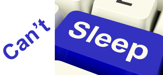 Can't Sleep - A Natural Solution Using Homeopathy