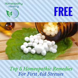 Free Download Top 5 Homeopathic Remedies Opt-in