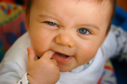 Teething Baby and Pain Relief with Homeopathy Healing