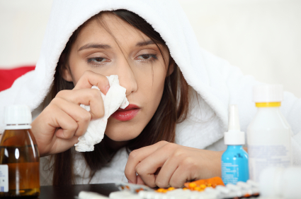 Natural Relief of Flu with Homeopathy Healing