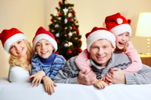 Homeopathy for the family at Christmas