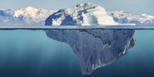 your symptoms are tip of iceberg